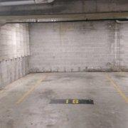 Garage parking on King St in Newtown