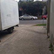 Driveway parking on Kingston Road in Camperdown