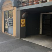 Indoor lot parking on La Trobe Street in West Melbourne