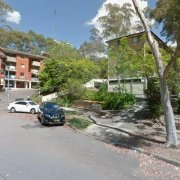 Garage parking on Lachlan Ave in Macquarie Park