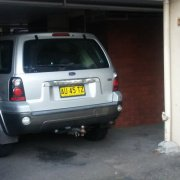 Undercover parking on Lamont St in Parramatta