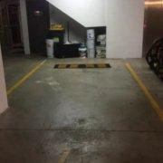 Undercover parking on Larkin St in Camperdown