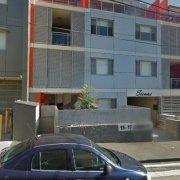 Garage parking on Larkin Street in Camperdown New South Wales