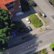 Indoor lot parking on Lavender Street in Lavender Bay