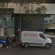 Garage parking on Levy Walk in Zetland