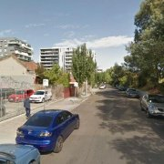 Indoor lot parking on Lilydale Grove in Hawthorn East