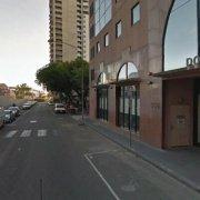 Garage parking on Little Lonsdale St in Melbourne
