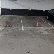 Indoor lot parking on Liverpool Street in Sydney