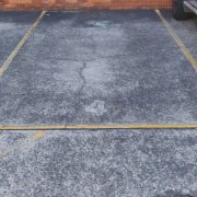 Outdoor lot parking on Livingstone Road in Petersham