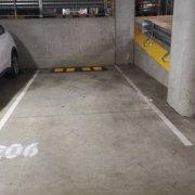 Indoor lot parking on Lonsdale Street in Braddon