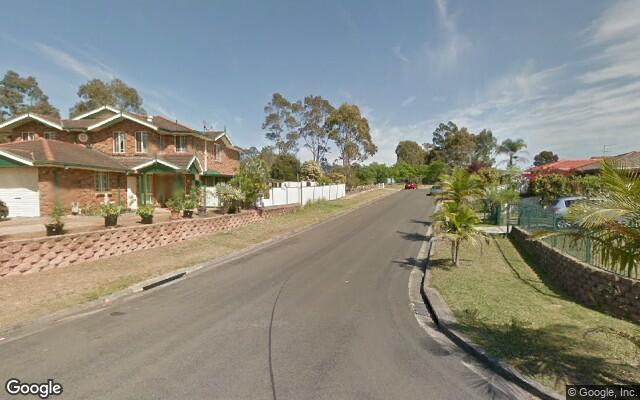 Space Photo: Lorikeet Cres  Green Valley NSW 2168  Australia, 12053, 20147