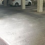 Undercover parking on Lower Bent Street in Neutral Bay