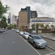 Indoor lot parking on MacKenzie Street in Melbourne