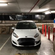 Undercover parking on MacLeay Street in Potts Point