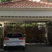 Undercover parking on Malvern Road in Toorak