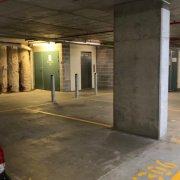Indoor lot parking on Mandible Street in Alexandria
