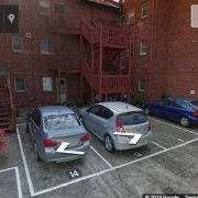 Outside parking on Margaret Lane in East Melbourne