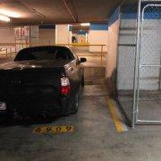 Undercover parking on Margaret Street in Brisbane City