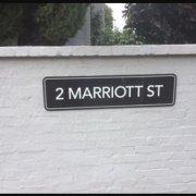 Outside storage on Marriott St in St Kilda