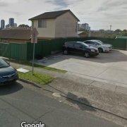 Outside parking on Marsden Street in Parramatta