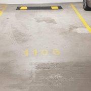 Garage parking on Marshall Avenue in St Leonards