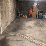 Indoor lot storage on McEvoy Street in Alexandria