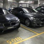 Indoor lot parking on McEvoy Street in Waterloo