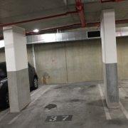 Garage parking on Melbourne St in South Brisbane