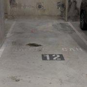 Indoor lot parking on Melbourne Street in South Brisbane