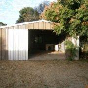 Outdoor lot storage on Merriwa St in Boggabilla