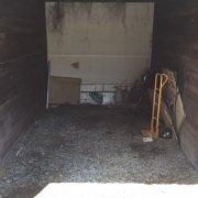 Garage storage on Merthyr Road in New Farm