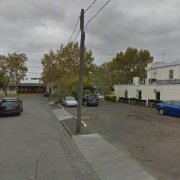 Outdoor lot parking on Montague Street in South Melbourne