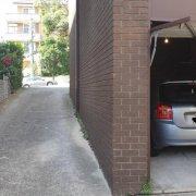 Garage storage on Mount Street in Coogee