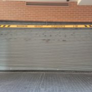 Undercover parking on Napier Street in North Sydney