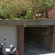Garage storage on New South Head Rd in Double Bay