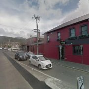 Outside storage on Newdegate Street in North Hobart