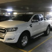 Indoor lot parking on Newquay Promenade in Docklands