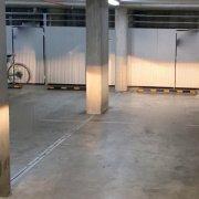 Indoor lot parking on Northbourne Avenue in Lyneham