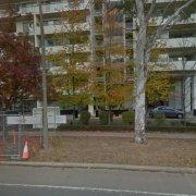 Indoor lot parking on Northbourne Avenue in Turner