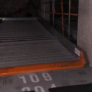 Undercover parking on Nott Street in Port Melbourne