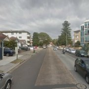 Undercover parking on O'Brien St in Bondi Beach