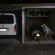 Garage parking on O'Brien Street in Bondi Beach