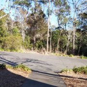 Driveway storage on Old Northern Road in Middle Dural