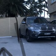 Outside parking on Osborne Road in Manly