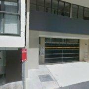 Indoor lot parking on Pacific Highway in North Sydney