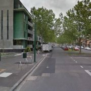 Undercover parking on Palmerston Street in Carlton