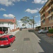 Garage parking on Paton Street in Kangaroo Point