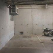 Indoor lot parking on Peel St in North Melbourne