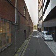 Garage parking on Pelham Street in Carlton