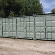 Shed storage on Pinegroves Rd in Myocum